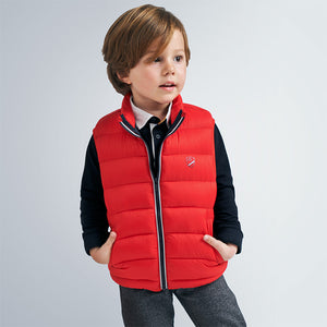Mayoral 4334 054 Red Vest AW20