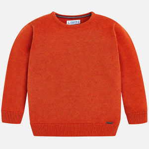 Mayoral 311 038 Bengala Basic Crew Neck Sweater