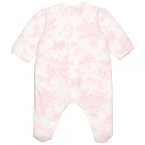 Emile et Rose Rosemary 1848 Babygrow and Headband Set AW19