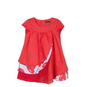 Catimini Ruffled Dress