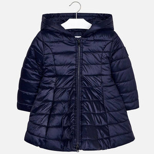 Mayoral 4416 Padded Flare Coat AW19