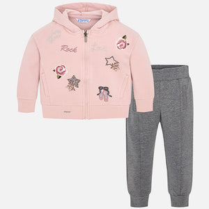 Mayoral 4801 Embroidered Tracksuit AW19