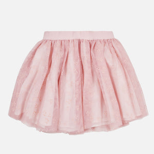 Mayoral 7902 Tulle Glitter Skirt AW19