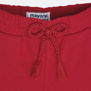 Mayoral 607 077 Chenille Shorts SS20
