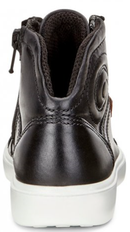 Ecco Black Shoe Boot