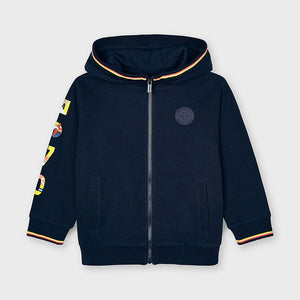 Mayoral 3410 032 Navy Fleece Sweatshirt SS21