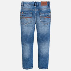 Mayoral Basics Super Slim Fit Denim Pants