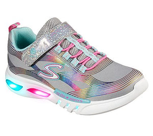 Skechers 302306L Gym S Lights Glow Brites SS21