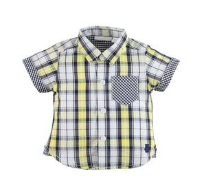 Minibanda Short Sleeve Shirt