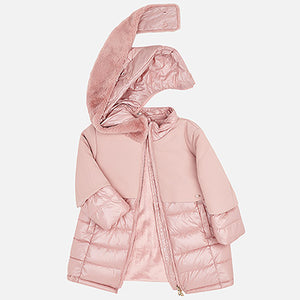Mayoral 4419 033 Crystal Padded Coat AW19