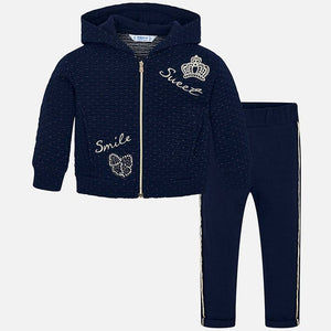 Mayoral 4803 Knit Tracksuit AW19