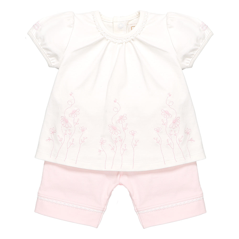 Other Newborn-5t Girls Clothes Baby Girl Emile Et Rose Pink Dress New Without Tags ????????????????
