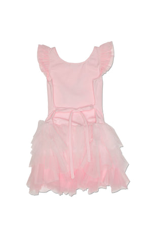 Kate Mack and Biscotti Pink Ballerina Dress