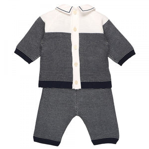 Emile et Rose Reggie 6430 Knit Trouser Set AW19