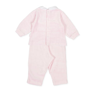 Tutto Piccolo 7583W19 Pink 2pc Set AW19