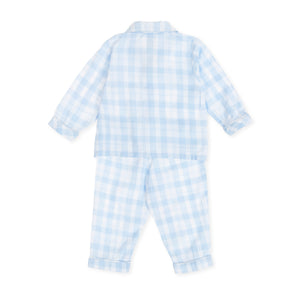 Tutto Piccolo 7984W19 Blue 2pc Set AW19