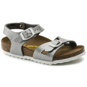 Birkenstock Rio  - Magic Galaxy Silver