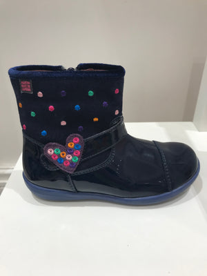 Agatha Spotty Boot
