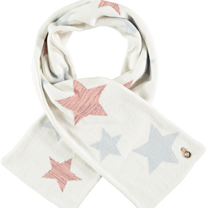 A dee Scarf with  stars