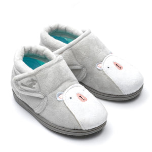 Chipmunks Arctic Polar Bear Slippers