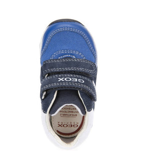 Geox B Rishon Boy Navy Royal