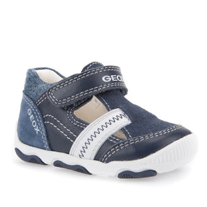 Geox B New Balu Navy White