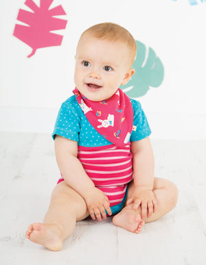 Frugi Percy Panelled Body