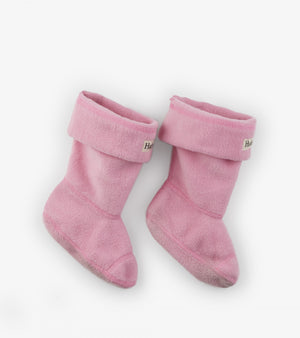 NEW Hatley Pink Rain Boot Liners