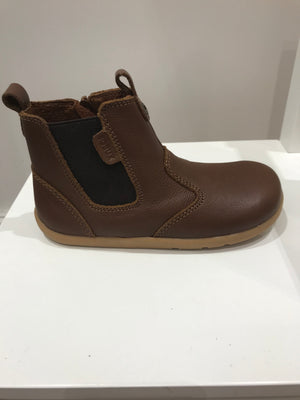 NEW Bobux Toffee Outback Boot