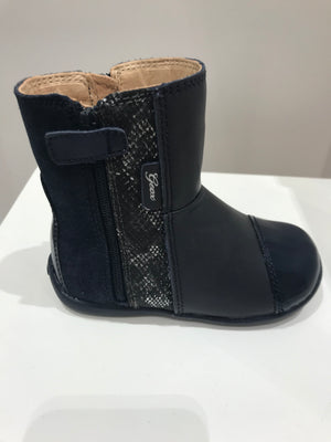 Geox Katyan Navy Boot