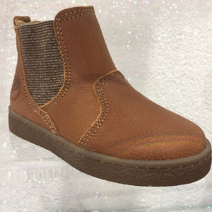 PRIMIGI Brown Leather Boot