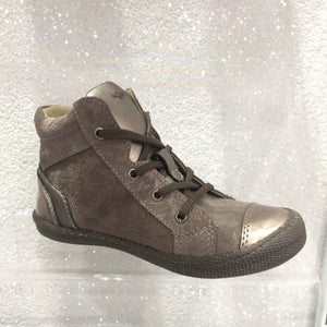 PRIMIGI Bronze Lace Up Boot