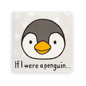 JellyCat If I were a Penguin... Book