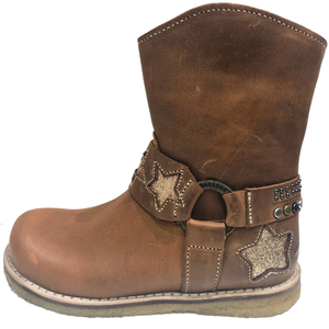 ShoesMe Cognac Boot