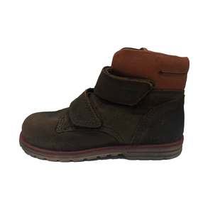 ShoesMe Desert Two Strap Brown Boot