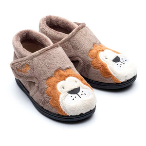 Chipmunks Lionel Lion Slippers