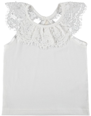 Angels Face Lucille Snowdrop Top