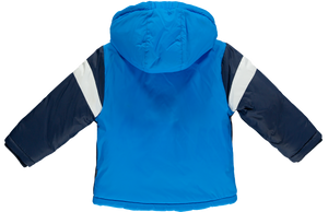 Mitch and Son MS1218 Jasper Brilliant Blue Jacket AW19