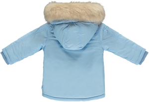 Mitch and Son MS1237 Joel Faux Fur Parka AW19