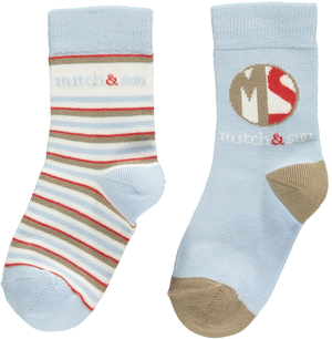 Mitch and Son MS1252 Albert Socks AW19