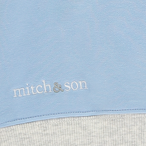 Mitch and Son MS1304 Logan Grey Malange Tracksuit SS20