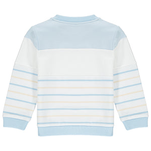 Mitch & Son Beltane Stripe Sweatshirt Set SS21