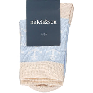 Mitch & Son Bank Nautical Socks SS21