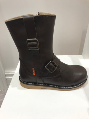 Petasil Berta Dark Brown Boot