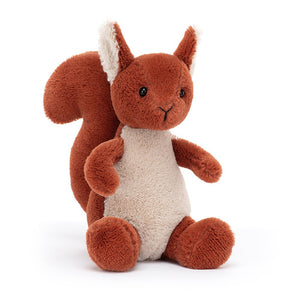 JellyCat Pipsy Squirrel