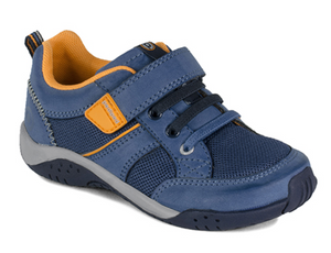 Pediped Justice Navy/Orange