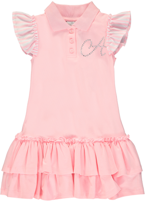 A Dee S202713 Belize Fairy Pink Tennis Dress SS20