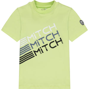 MiTCH Maryland Triple logo t-shirt SS21