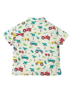 NEW Frugi Harvey Hawaiian Shirt