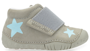 Start Rite Pre-Walker Baby Star Grey Nubuck